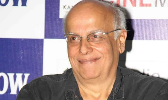 Mahesh Bhatt lodges a police complaint against a fake Facebook account