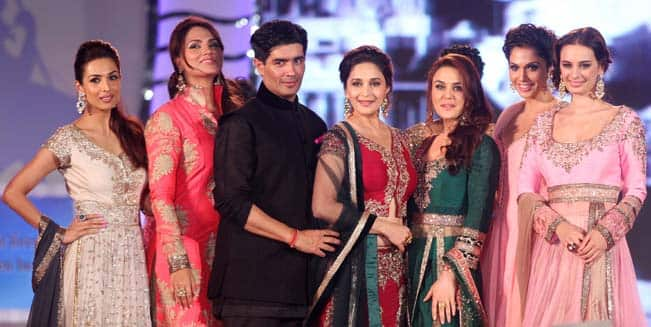 India Couture Week 2014: Bollywood stars outshine design aesthetics