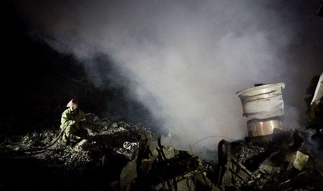 Ukraine rebels admit to downing MH17: Reports