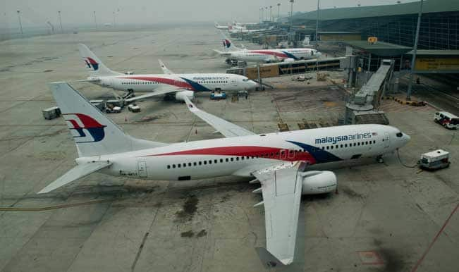 Malaysia Airlines plane diverts from Ukraine to Syria