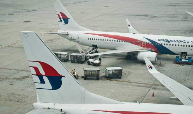 Malaysia Airlines flight with 295 passengers on board 'shot down' in Ukraine