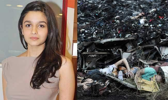 Malaysia Airlines flight MH17 shot down: Bollywood reacts with shock on Twitter