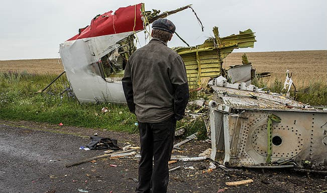 MH17 black boxes found, global probe panel sought