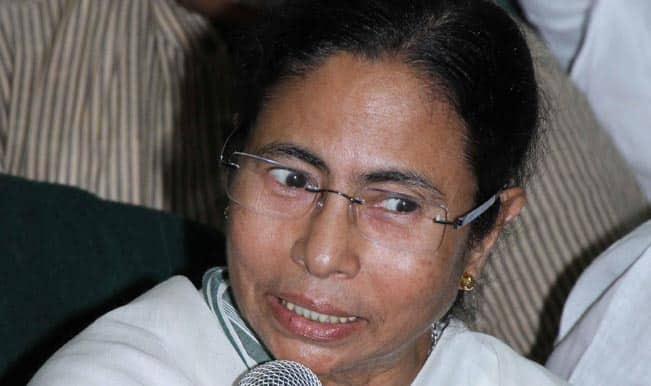 Some people acting as agents of communal elements: Mamata Banerjee flays media