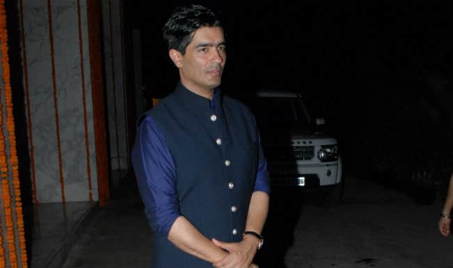Fashion shows are my weddings: Manish Malhotra