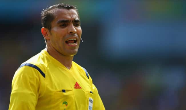FIFA World Cup 2014: Mexican Marco Rodriguez to referee Brazil vs Germany semi-final