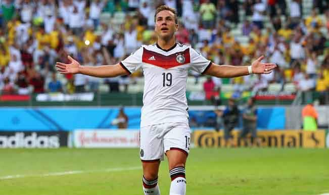 Mario Goetze strikes as Germany win FIFA World Cup 2014