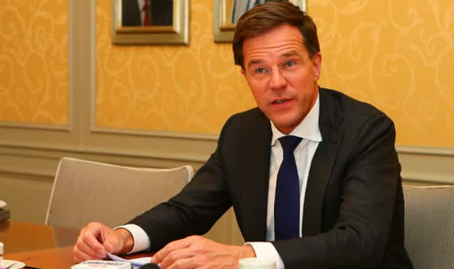Plane crash perpetrators should be punished: Dutch PM