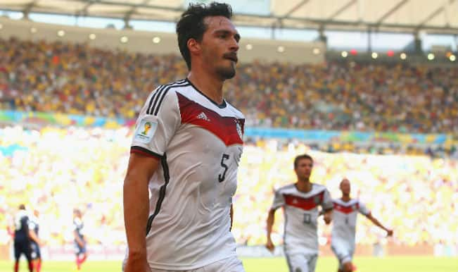 Germany beat France 1-0 to reach semi-finals