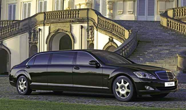 Mercedes S-Class Pullman to be world's most expensive sedan