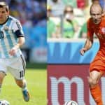 Lionel Messi, Arjen Robben aim to put down World Cup…