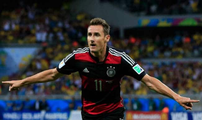 Miroslav Klose: A player with a fairytale career seeking a glorious ending
