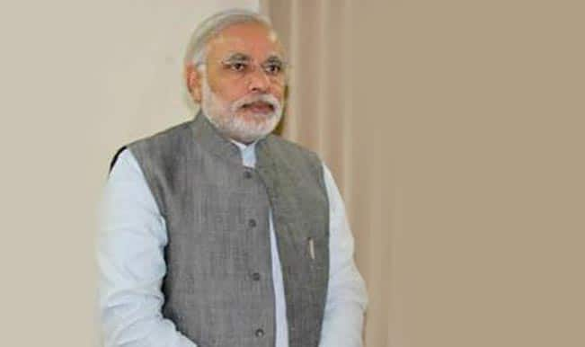 Delegation from Varanasi meets Narendra Modi to chalk out developmental plan for holy city