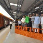 Prime Minister hints at increased private sector role in Railways