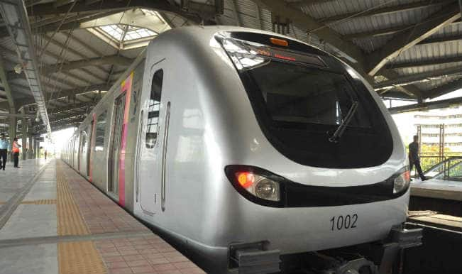 Services on Delhi Metro's Blue Line briefly disrupted, restored