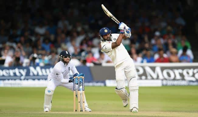 India vs England 2014, Live Cricket Score, 3rd Test, Day 4: India 112/4 after 42 overs