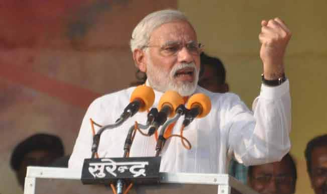 Prime Minister Narendra Modi speaks about need to reach farmers, increase productivity