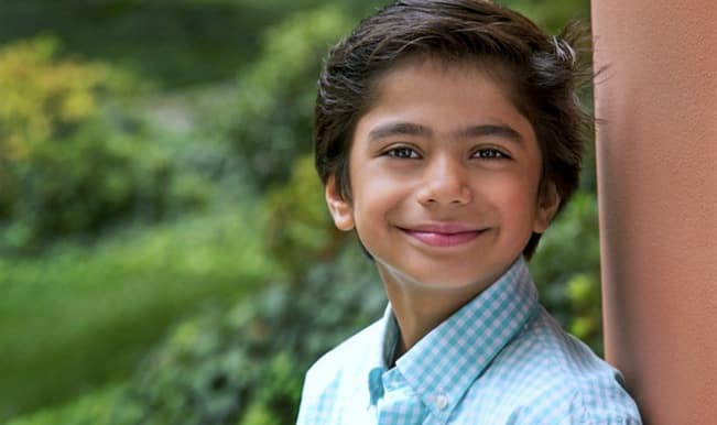 Meet The Jungle Book's new Mowgli: Indian-American Neel Sethi