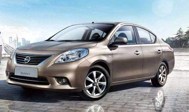 Nissan rolls out new model of mid-sized sedan Sunny