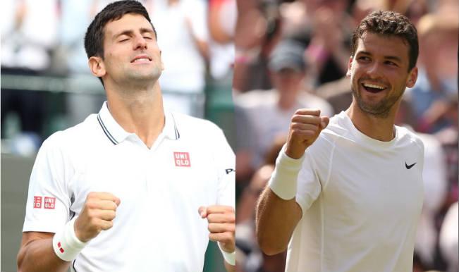 Novak Djokovic [1] vs Grigor Dimitrov [11]