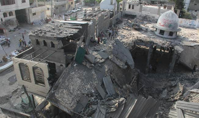 Gaza toll 985; corpses pulled out from rubble!