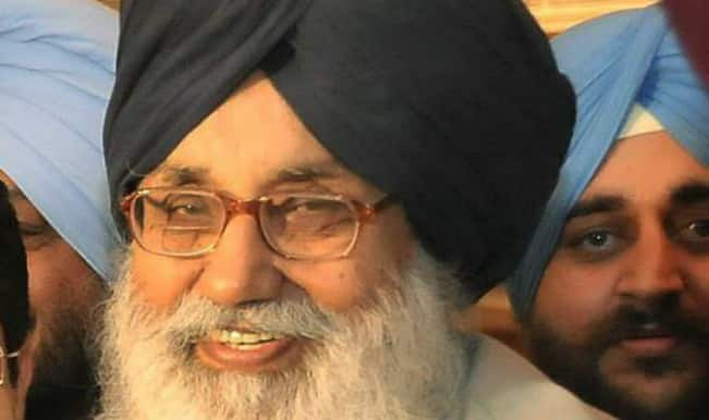 Parkash Singh Badal trying to flare up situation, says Partap Singh Bajwa