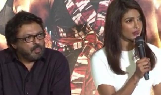 Watch: Priyanka Chopra snaps at reporter at Mary Kom's trailer launch!