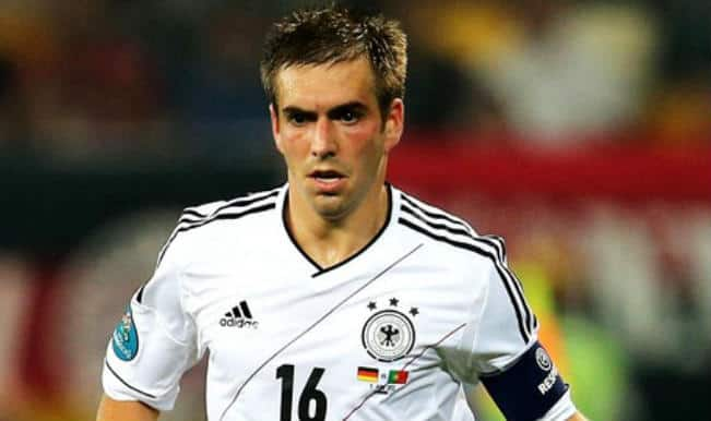 Germany's World Cup winning captain Philipp Lahm retires from international career