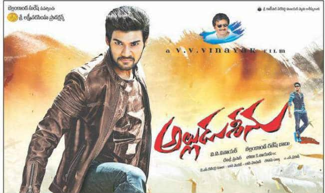 Telugu Movie Review: 'Alludu Seenu' – Story of a blessed son lacking talent!