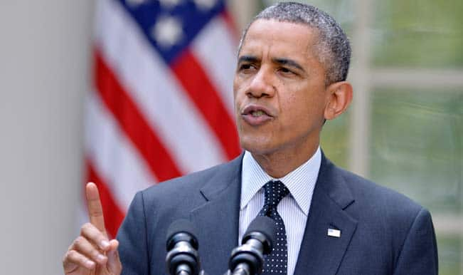 MH17 crash: Barack Obama points to rebels in Ukraine