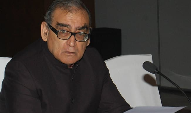Markandey Katju takes on Justice Lahoti; poses six questions on his blog