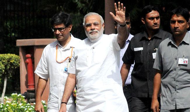Prime Minister Narendra Modi heads for BRICS summit in Brazil