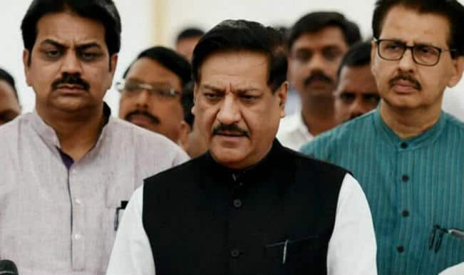 No idea what Narayan Rane was promised when he joined Congress: Prithviraj Chavan