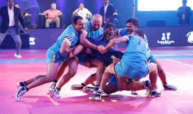Pro Kabaddi League Schedule: All Match Fixtures and Complete Time Table of PKL 2014