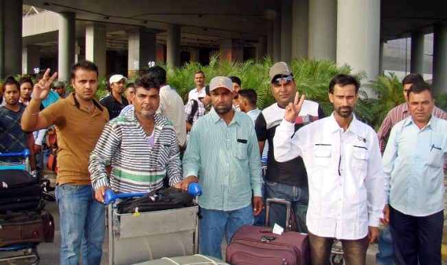 More Indian nationals return home from strife-torn Iraq