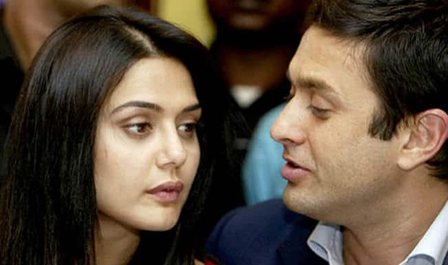 Were Preity Zinta and Ness Wadia having a good time before their fight?