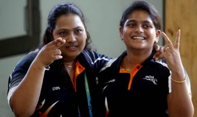 Rahi Sarnobat wins 5th gold for India in the Commonwealth Games 2014