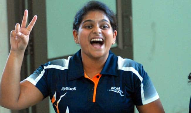 CWG 2014: Indian shooters Rahi Sarnobat, Anisa Sayyed ensure gold and silver medal in Women's 25 metre Pistol Shooting Competition