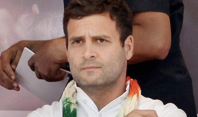 Rahul Gandhi sad over violence in Saharanpur