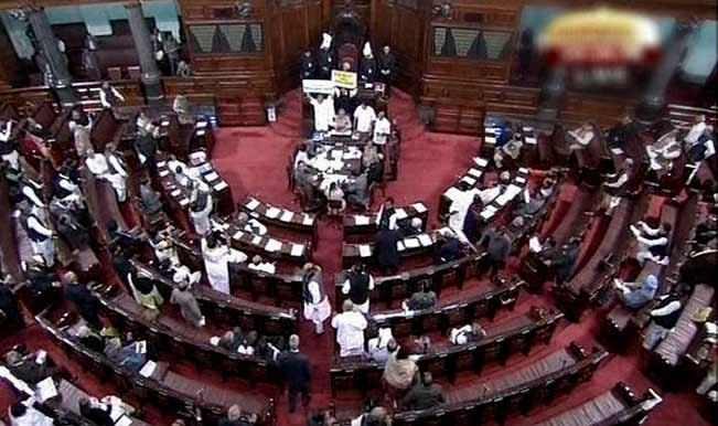 Rajya Sabha disrupted over corruption in judiciary