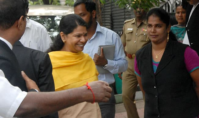 DMK leader Kanimozhi seeks early hearing from Supreme Court of her plea in 2G case