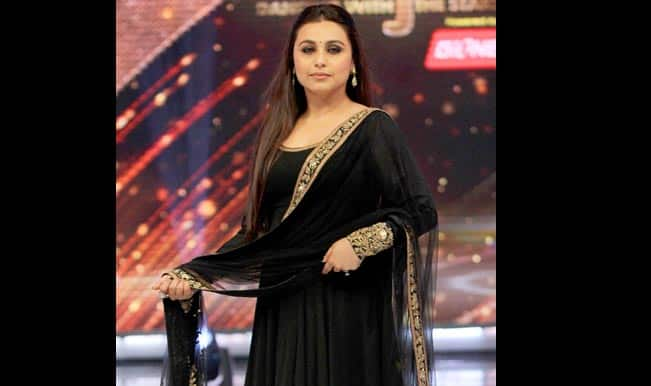Rani Mukerji's pregnancy was a RUMOUR!