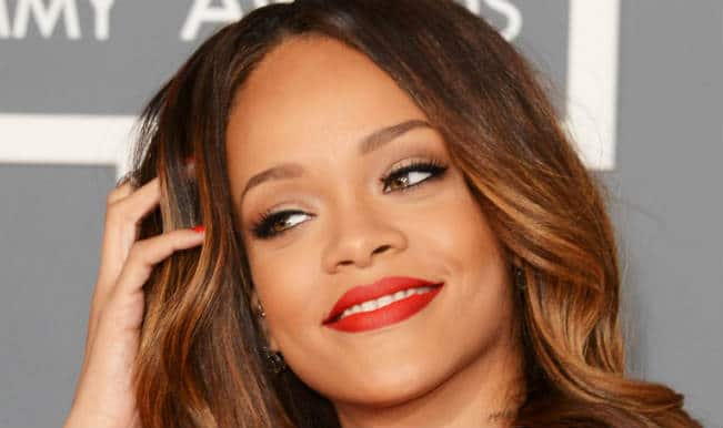 Rihanna in controversy for tweeting about Palestine