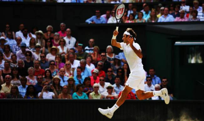 Roger Federer_Wimbledon Championships 2014 Final