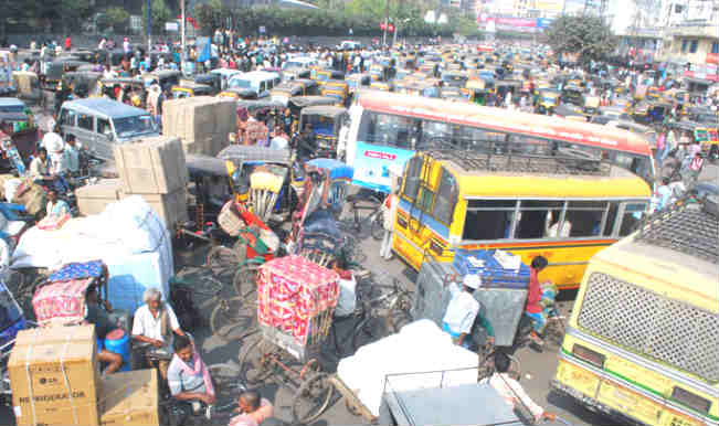 Traffic jams force Patna school to close for three days