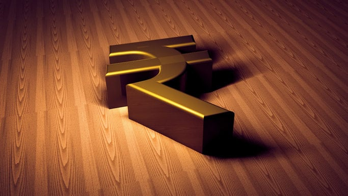 Rupee down 27 paise against dollar in early trade