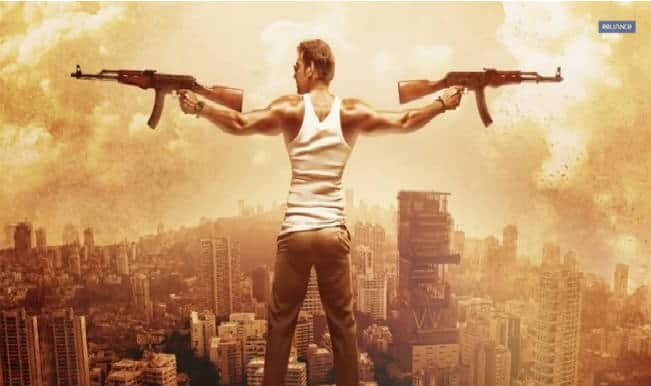 Singham Returns with a thundering roar: Watch motion poster # 1