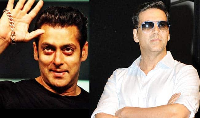 After Salman Khan in Kick, Akshay Kumar becomes a singer for It's Entertainment