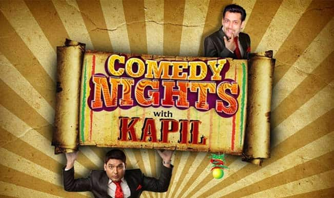 Salman Khan to 'Kick' Kapil Sharma on the sets of his show!