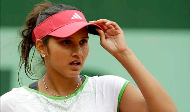 Strongly condemn attempts to brand me an outsider: Sania Mirza